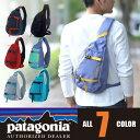 【ワンエントリーで+9倍】パタゴニア patagonia!ボディバッグ ワンショルダーバッグ 【DAY PACKS】 [ATOM SLING] 48260f(48260all) メンズ レディース [通販]【ポイント10倍】【あす楽】 【送料無料】