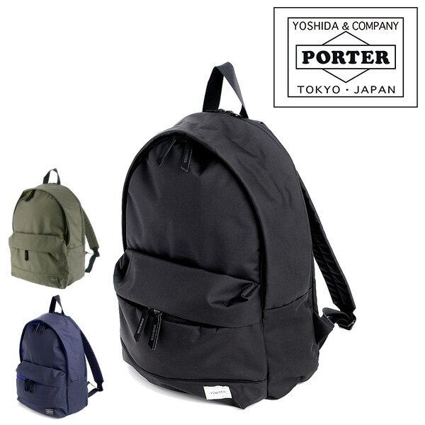 ポーターガール PORTER GIRL ! リュックサック デイパック 【PORTER GIRL MOUSSE】 [DAY PACK] 751-09876 レディース 黒 女...