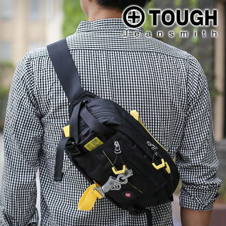 Tough TOUGH! Waist bag 57951 mens [anime/manga]