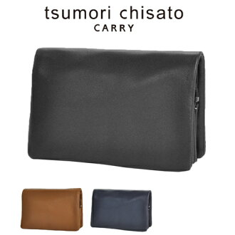 Tsumori Chisato Fold Wallet [Soft Leather] 57001 Women Famous Brand Birthday Gift Bi-fold Wallet Leather [10 times points] [Next Day Delivery] [Rakuten GIFT wrapping and message card service] [RCP] [Free Delivery]