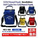 【NewEdition GOLF®】ゴルフ ラウンドポーチ ...