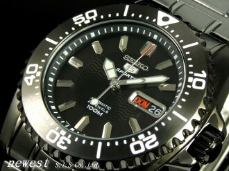 Seiko Made in Japan imports model Seiko 5 sports automatic winding SNZG41J1