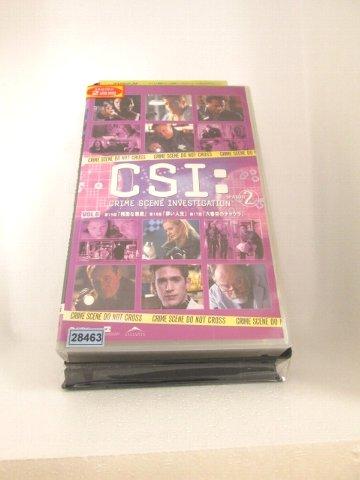 r1_71324 【中古】【VHSビデオ】CSI:SEASON2 科学捜査班 6【字幕版】 [VHS] [VHS] [2005]