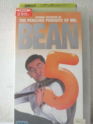 r1_98002 【中古】【VHSビデオ】ミスター・ビーンの危機一髪~ミスター・ビーン・シリーズ VOL.5 [VHS] [VHS] [1997]