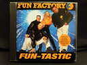 Artist Name: F - ZC30223【中古】【CD】FUN FACTORY/FUN-TASTIC