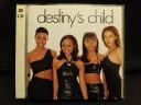 艺人名: D - ZC32446【中古】【CD】 destiny's child/デスティニーズ・チャイルド