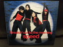 乐天商城 - ZC32699【中古】【CD】Breakin' out to the morning/speed