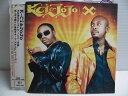 Artist Name: K - ZC44323【中古】【CD】X(テン)/K-Ci&JoJo