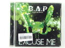 ZC51380【中古】【CD】EXCUSE ME /B.A.P