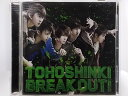 ZC63079【中古】【CD】BREAK OUT!/東方神起