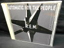 Artist Name: R - ZC90273【中古】【CD】AUTOMATIC FOR PEOPLE/R.E.M.