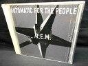 重金屬硬搖滾 - ZC90273【中古】【CD】AUTOMATIC FOR PEOPLE/R.E.M.