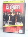 乐天商城 - ZD04120【中古】【DVD】THE CLOSER vol.3