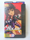 ZV00610【中古】【VHS】A.D.POLICE 1巻