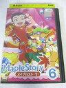 AD07452 【中古】 【DVD】 メイプルストーリー 6
