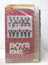 HV03439【中古】【VHSビデオ】BOYS ALIVE BE・・・