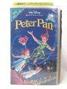 HV03780【中古】【VHSビデオ】Peter Pan ピーターパン 字幕版