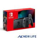 Nintendo Switch 本体 グレー 任天堂 ニンテンドースイッチ 本体 バッテリー強化版 HAD-S-KAAAA 新型モデル あり ■◇