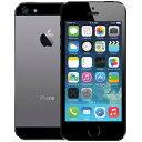 アップル iPhone 5s SIMフリー モデル 16GB スペースグレイ 修理完了品