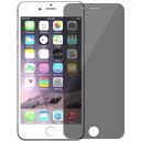 iPhone 5.5インチ 覗き見 防止 液晶 保護 強化ガラスフィルム iPhone 6 Plus...