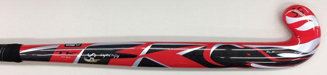 【TK】シナジー S5 レッド(TK SYNERGY S5 RED)【2017年モデル】【フィールドホッケースティック】【ビッグバン】【送料無料】