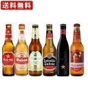 送料無料 海外ビールセット スペインビール6本セット (北海道・沖縄+890円) 海外ビール 詰め合わせ