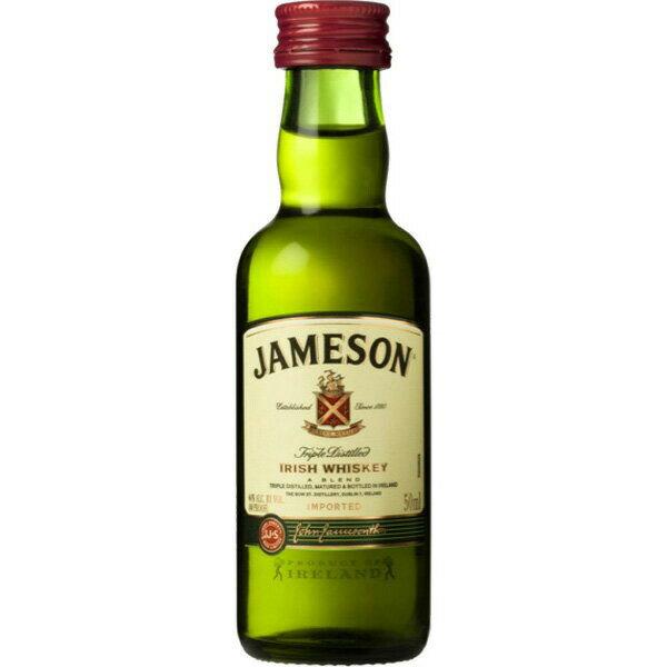 (ミニチュアサイズ) ジェムソン 40度 50ml