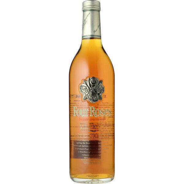 あす楽 正規輸入品 フォアローゼス プラチナ 43度 750ml お酒/贈り物/喜ぶ