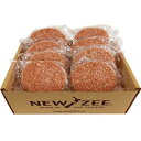 NEWZEE BEEF HAMBURG ビーフハンバーグ【ニュージーランド産牛肉使用】 150g×8枚 (合計1.2kg) 【冷凍】