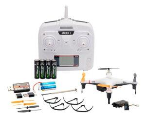 Nine Eagles ナインイーグルス GALAXY VISITOR2 カメラ・SDカード付RTFキット ホワイト (2.4GHz 4ch マルチコプター) NE201167-1