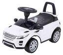 乗用 レンジローバー イヴォーク ホワイト 【 おもちゃ 乗物玩具 車 】の画像