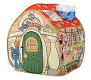 トゥーンタウン あそびと知育のボールハウス 【 おもちゃ 大型遊具 ボールハウス 】
