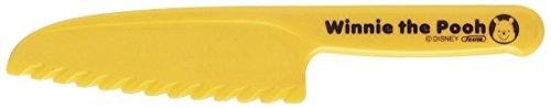 スケーター/子供包丁プラスチック製くまのプーさんPOOHHKP1くまのプーさんキッチン用品・調理器具