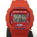 広島東洋カープコラボ 腕時計 ウォッチ G-SHOCK ジーショック CASIO カシオ DW−5600CARP16-4JR コラボ 限定 カープ女子 カープフ...