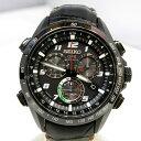 SEIKO セイコー アストロン 腕時計 Ref.SBXB037 ジウジアーロ デザイン 5000本限定 8X82 ブラック メンズ ソーラー GPS 衛星電波...