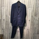GUCCI グッチ メンズ スーツ フォーマル 結婚式 上下セット ネイビー ブランド 古着屋NEXT貝塚店【USED】RK1980Aの画像