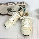 converse コンバース 90s JACK PURCELL DEAD STOCK デッドストック ホワイト メンズ 8 アメリカ製 未使用 ヴィンテージ 貝塚店 491524 【中古】 RK105HI