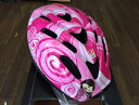 LOUIS GARNEAU(ルイガノ) キッズ用 ヘルメット FLOW フロー  CANDY PINK キャンディーピンク LOUIS GARNEAU (ルイガノ)プレゼ..