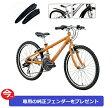 2015 LGS-J22 純正フェンダー付 ルイガノ 18段変速付ジュニアマウンテン子供用自転車