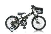 2016年 BAA対応 JEEP BMXタイプ 16インチ幼児車自転車 【九州・四国地方送料+1050円】BRA ポイント10倍