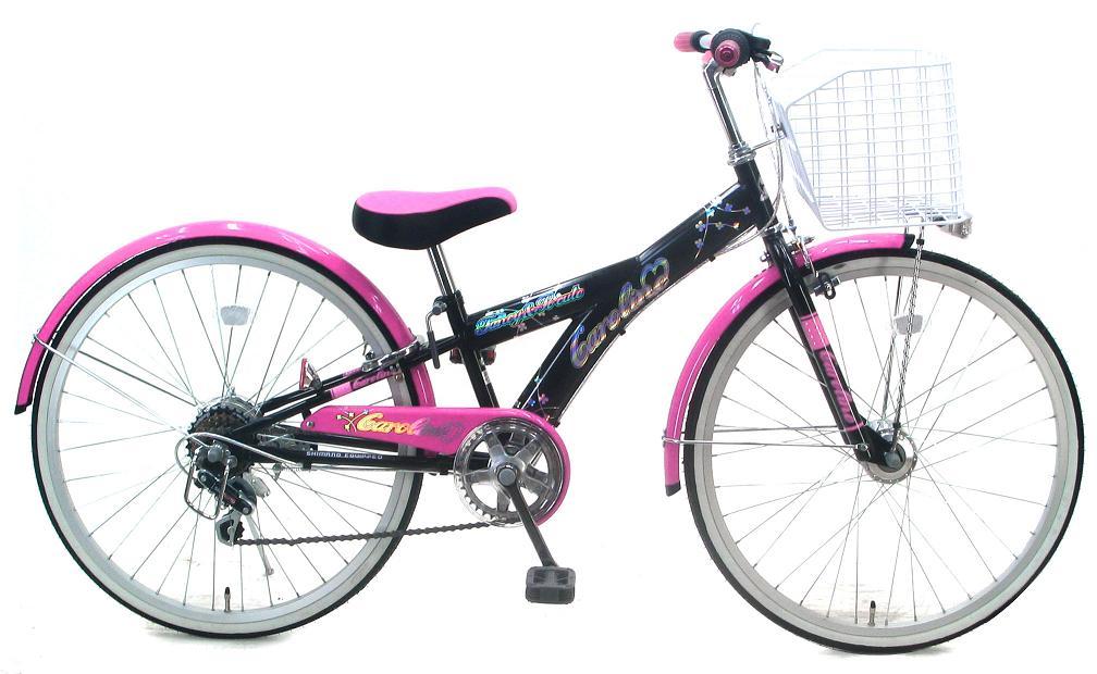 自転車の 自転車 ジュニア 26インチ 女の子 : 24 Inch Girls Bikes