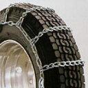 TSUBAKI つばき【225/80R17.5・ノーマル/スタッドレス共通】 特殊合金鋼タイヤチェーン TRUCKER-5(スプリングバンド付き) 標準型/シングル クロスチェーン線径5.94mm [6140S+R-16_2]
