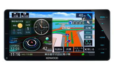 KENWOOD ケンウッド 7インチ200AVナビゲーションシステム MDV-M705W