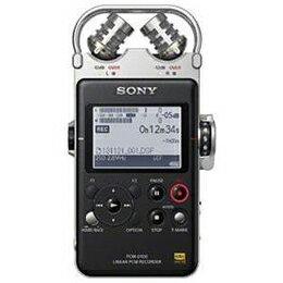 ☆SONY ポータブルリニアPCMレコーダー PCM-D100