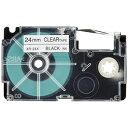 ☆CASIO ネームランド用テープカートリッジ XR-24X-5PE