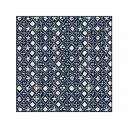 ●トレシー デザインクロス 24×24cm A 2424P-WOO TA6 小紋「他の商品と同梱不可/北海道、沖縄、離島別途送料」