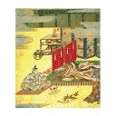 ショッピング源氏物語 ●【送料無料】トレシー 源氏物語 24×27cm(色紙サイズ) A2427-GNN P920 初音「他の商品と同梱不可/北海道、沖縄、離島別途送料」