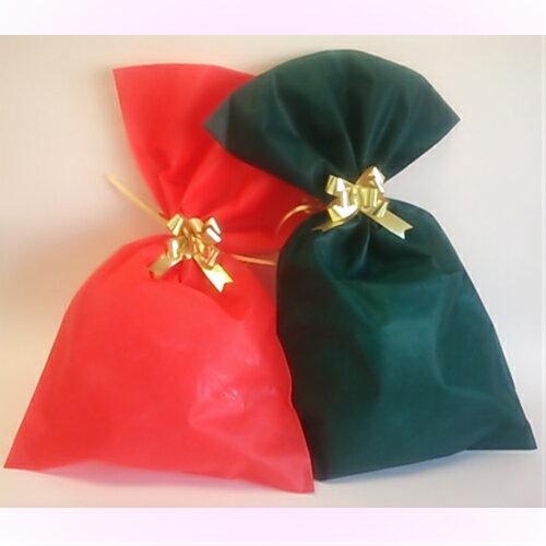 クリスマス・ラッピング(赤・緑)