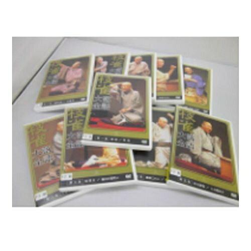 桂枝雀落語大全 【第一期】 DVD-BOX 全10枚セット