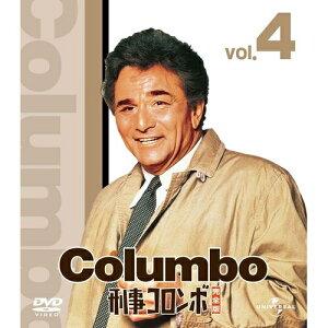 刑事コロンボ完全版 バリューパック4 全6枚セットピー
